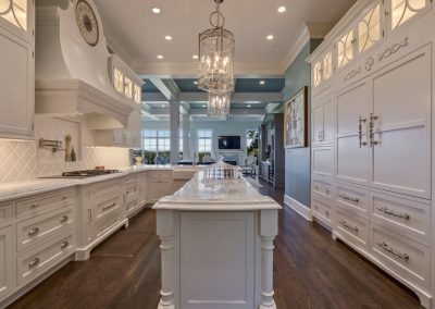 Formal-White-Kitchen-with-Custom-Clock-Hood_1-1200x800